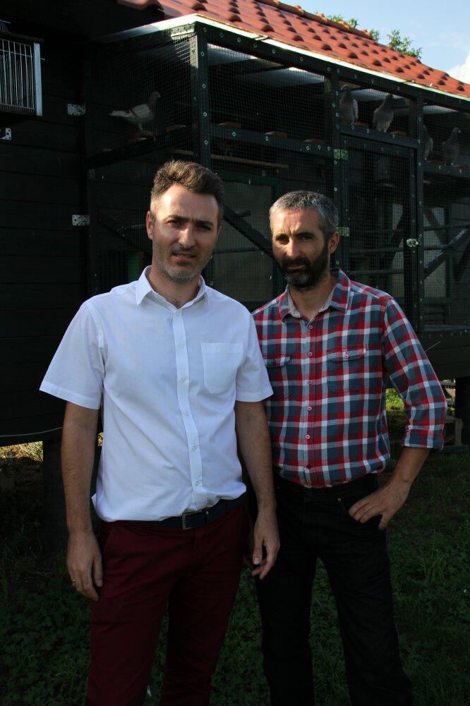 Łukasz i Marcin Kosińscy